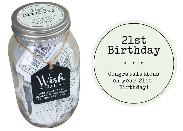 31 Creative 21st Birthday Gift Ideas For Him That Will Surprise Him