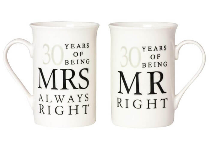 Gift For 30 Wedding Anniversary: 16 Sentimental 30th Wedding Anniversary Gifts For Him That