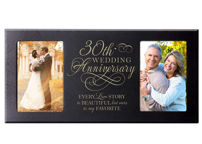 30 Wedding Anniversary Gift Ideas: 30 Sentimental 30th Anniversary Gift Ideas For Her That
