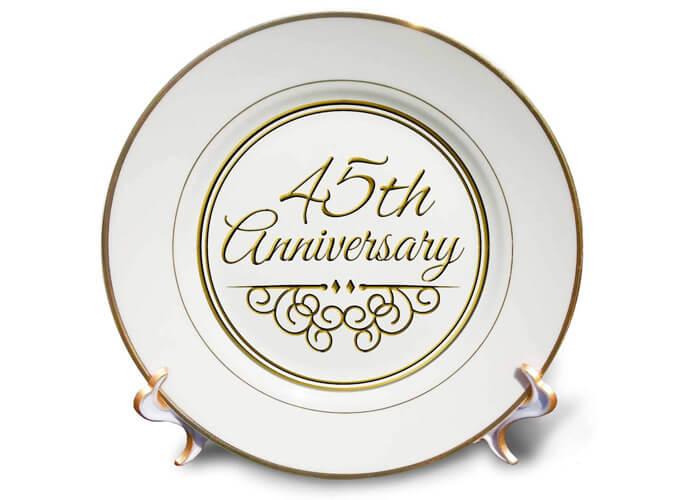 21 Wedding Anniversary Gift: 21 Unusual 45 Year Wedding Anniversary Gift Ideas